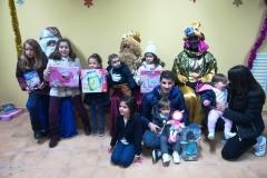 Reyes Magos en Sejas