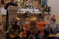 Reyes Magos en Tola